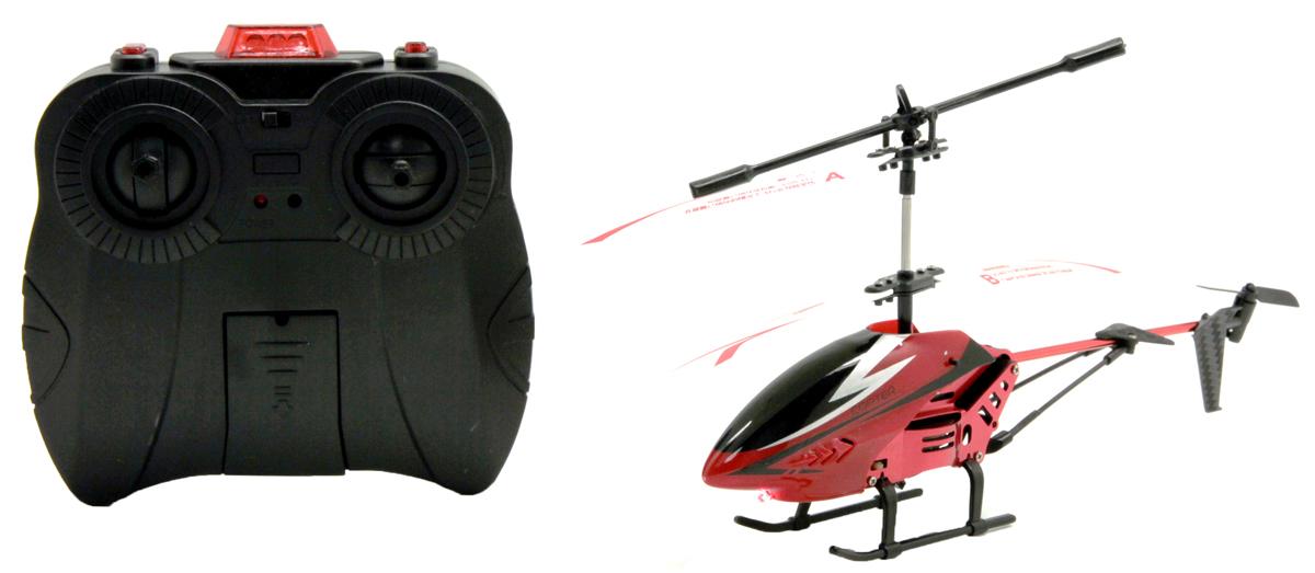 Balbi Вертолет на инфракрасном управлении цвет красный A0G1082870 auldey вертолет на инфракрасном управлении sky wing