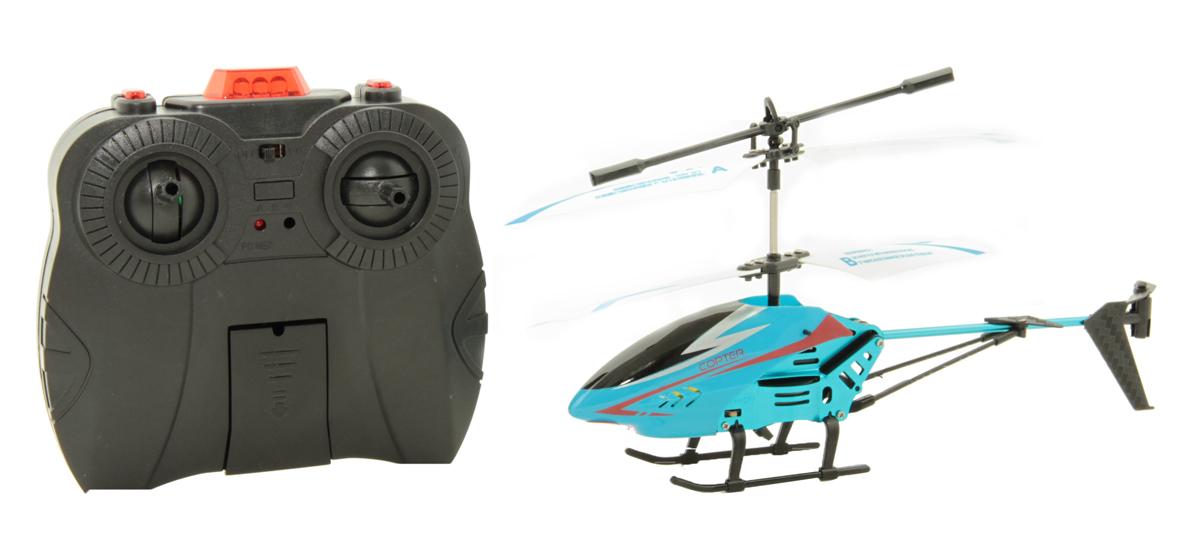 Balbi Вертолет на радиоуправлении цвет синий A0G1082867 - Радиоуправляемые игрушки