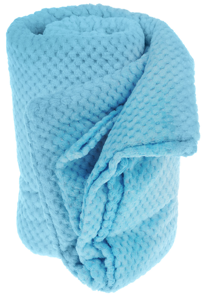 Покрывало Guten Morgen Мимоза, цвет: голубой, 200 х 200 смПКМим-200-200_голубойПокрывало Guten Morgen Мимоза, выполненное из корал-флиса (100% полиэстера), гармонично впишется в интерьер вашего дома и создаст атмосферу уюта и комфорта. Благодаря мягкой и приятной текстуре, глубокому и насыщенному цвету, покрывало станет модной, практичной и уютной деталью вашего интерьера.Такое покрывало согреет в прохладную погоду и будет превосходно дополнять интерьер вашей спальни. Высочайшее качество материала гарантирует безопасность не только взрослых, но и самых маленьких членов семьи.Покрывало может подчеркнуть любой стиль интерьера, задать ему нужный тон - от игривого до ностальгического. Покрывало - это такой подарок, который будет всегда актуален, особенно для ваших родных и близких, ведь вы дарите им частичку своего тепла!