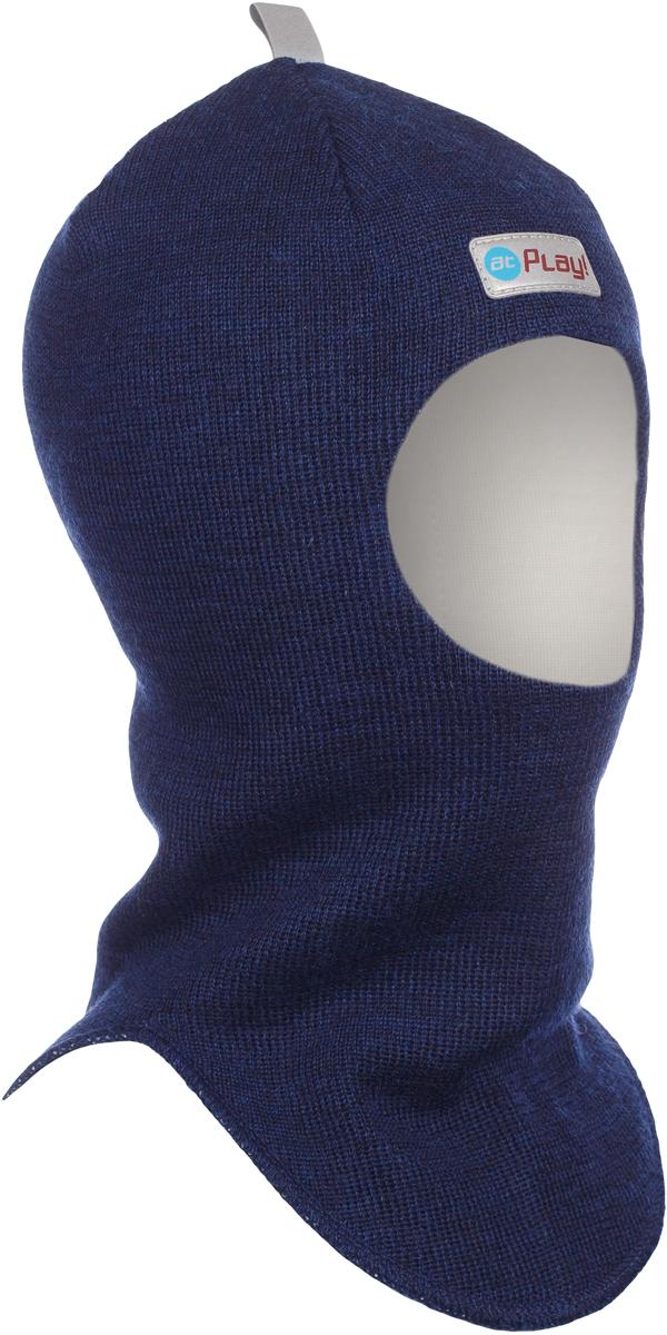 Шапка-шлем детская atPlay!, цвет: синий. 3hel770. Размер 52/543hel770