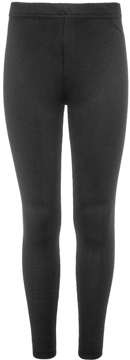 Леггинсы для девочки M&D, цвет: черный. WKJL27060M21. Размер 122 лосины для девочки m&d цвет мультиколор swj27016s77 размер 152
