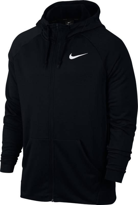 Толстовка мужская Nike Nk Dry Hoodie Fz Fleece, цвет: черный. 860465-010. Размер S (44/46)860465-010Мужская толстовка для тренинга Nike Dry с регулируемой посадкой и усовершенствованным кроем — идеальный выбор для тренировки. Ткань Nike Dry с влагоотводящей технологией отводит влагу и обеспечивает комфорт, а молния во всю длину позволяет удобно снимать и надевать модель. Ткань Nike Dry отводит влагу и обеспечивает комфорт.