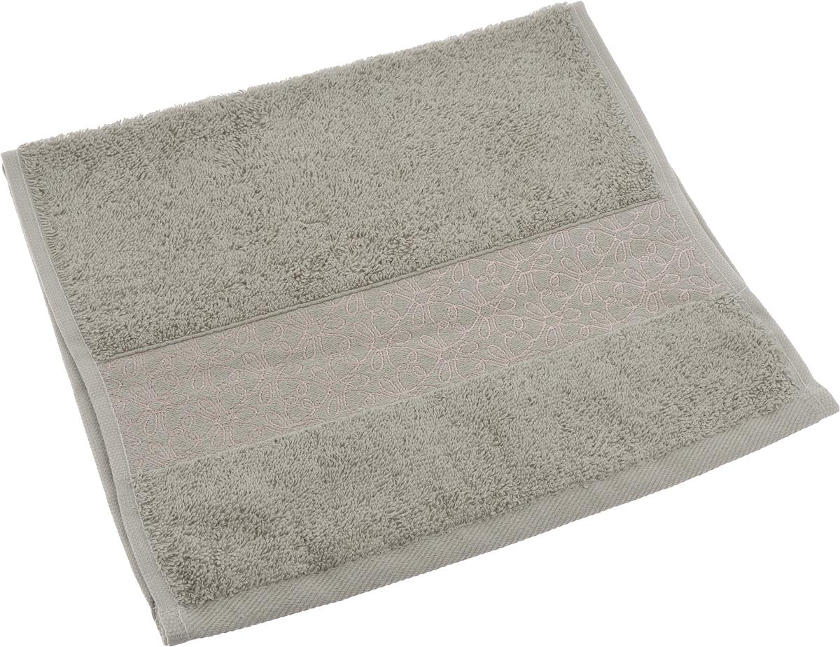 Полотенце махровое Issimo Home Perin, цвет: коричневый, 30 х 50 смdme283595Прекрасное полотенце Issimo Home Perin выполнено из натуральной махровой ткани (100%хлопок). Изделие отлично впитывает влагу, быстро сохнет и не теряет форму даже послемногократных стирок. Рекомендации по уходу: - режим стирки при 40°C, - допускается обычная химчистка, - отбеливание запрещено, - глажка при температуре подошвы утюга до 110°С, - барабанный отжим запрещен. Размер полотенца: 30 x 50 см.