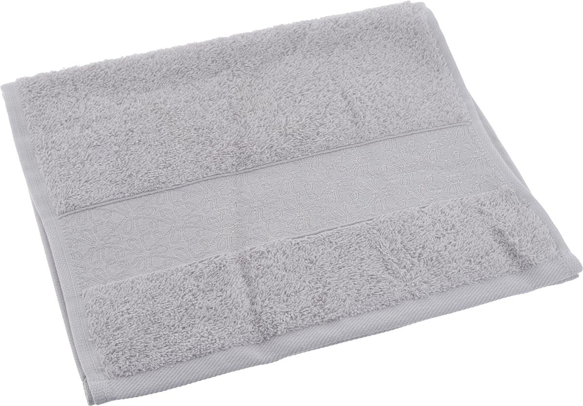 Полотенце махровое Issimo Home Perin, цвет: серый, 30 х 50 см00000005489Прекрасное полотенце Issimo Home Perin выполнено из натуральной махровой ткани (100% хлопок). Изделие отлично впитывает влагу, быстро сохнет и не теряет форму даже после многократных стирок.Рекомендации по уходу:- режим стирки при 40°C,- допускается обычная химчистка,- отбеливание запрещено,- глажка при температуре подошвы утюга до 110°С,- барабанный отжим запрещен.Размер полотенца: 30 x 50 см.