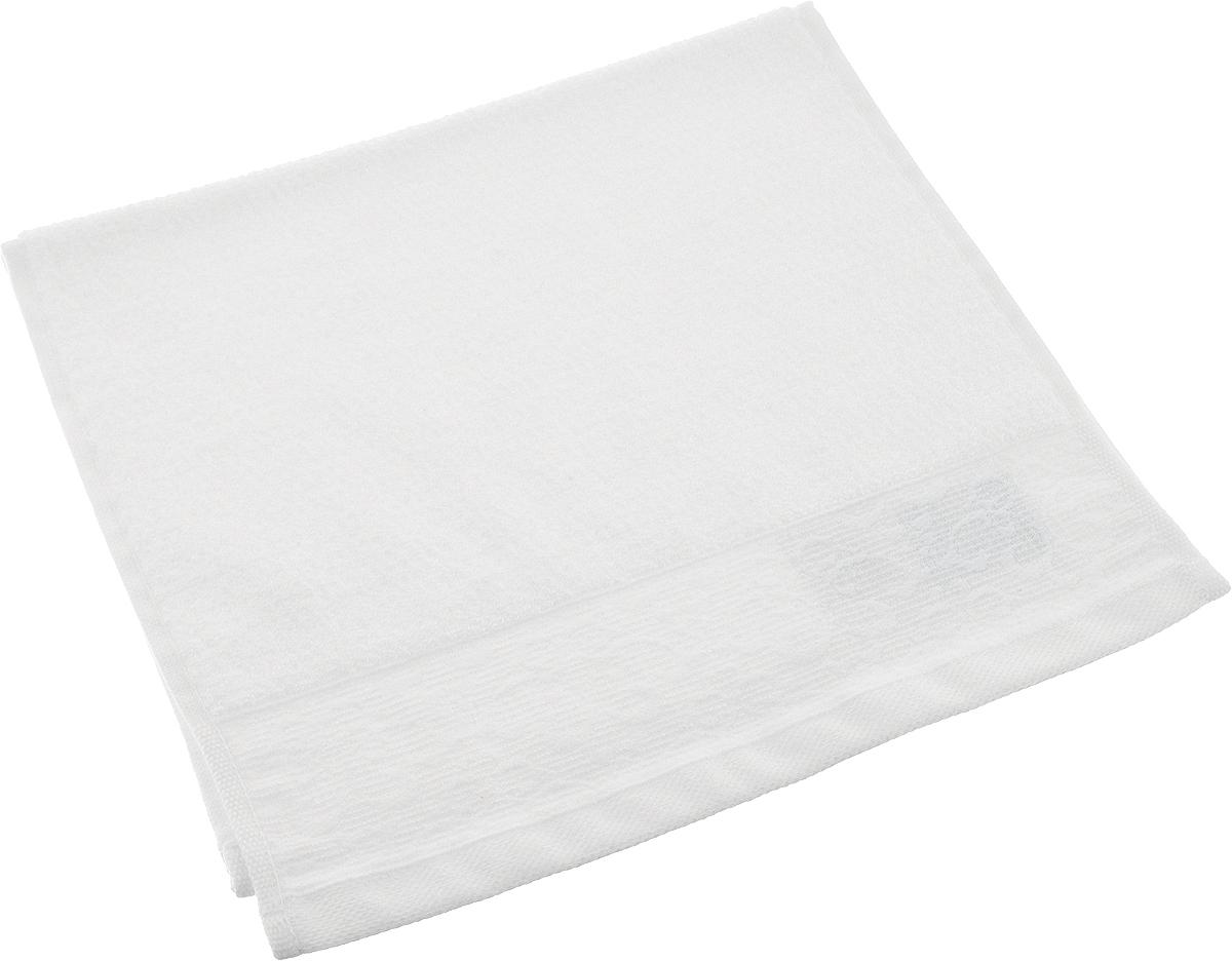 Полотенце махровое Issimo Home Verda, цвет: белый, 30 х 50 см00000005468Прекрасное полотенце Issimo Home Verda выполнено из натуральной махровой ткани (100% хлопок). Изделие отлично впитывает влагу, быстро сохнет и не теряет форму даже после многократных стирок.Рекомендации по уходу:- режим стирки при 40°C,- допускается обычная химчистка,- отбеливание запрещено,- глажка при температуре подошвы утюга до 110°С,- барабанный отжим запрещен.Размер полотенца: 30 x 50 см.