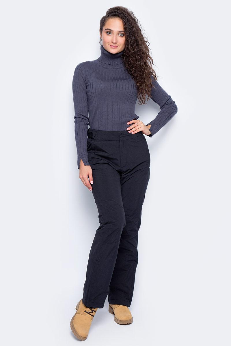 Брюки женкие Merrell Etruria, цвет: черный. A18AMRPAW03-99. Размер 48A18AMRPAW03-99