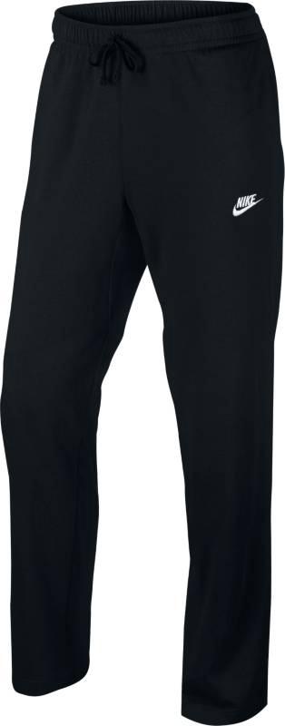 Брюки спортивные мужские Nike Sportswear Pant, цвет: черный. 804421-010. Размер XXL (54/56)804421-010Мужские брюки Nike Sportswear позволяют создать стильный минималистичный образ. Эта модель выполнена из мягкого хлопка и дополнена современными деталями: узкий пояс и минималистичная строчка для аккуратного вида. Мягкий материал джерси на основе хлопка комфорта.