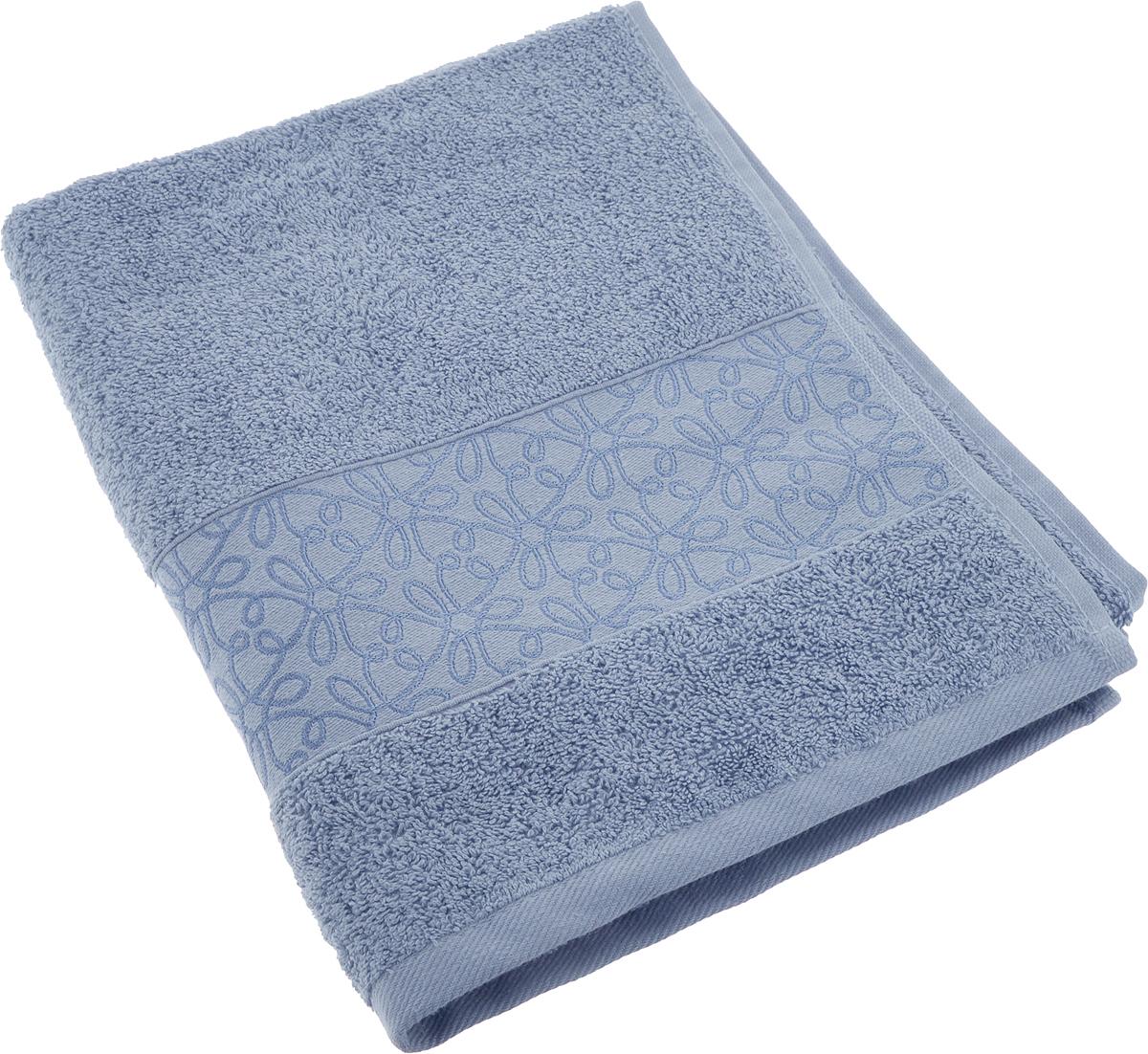 Полотенце махровое Issimo Home Perin, цвет: синий, 50 х 90 см00000005499Прекрасное полотенце Issimo Home Perin выполнено из натуральной махровой ткани (100% хлопок). Изделие отлично впитывает влагу, быстро сохнет и не теряет форму даже после многократных стирок.Рекомендации по уходу:- режим стирки при 40°C,- допускается обычная химчистка,- отбеливание запрещено,- глажка при температуре подошвы утюга до 110°С,- барабанный отжим запрещен.Размер полотенца: 50 x 90 см.