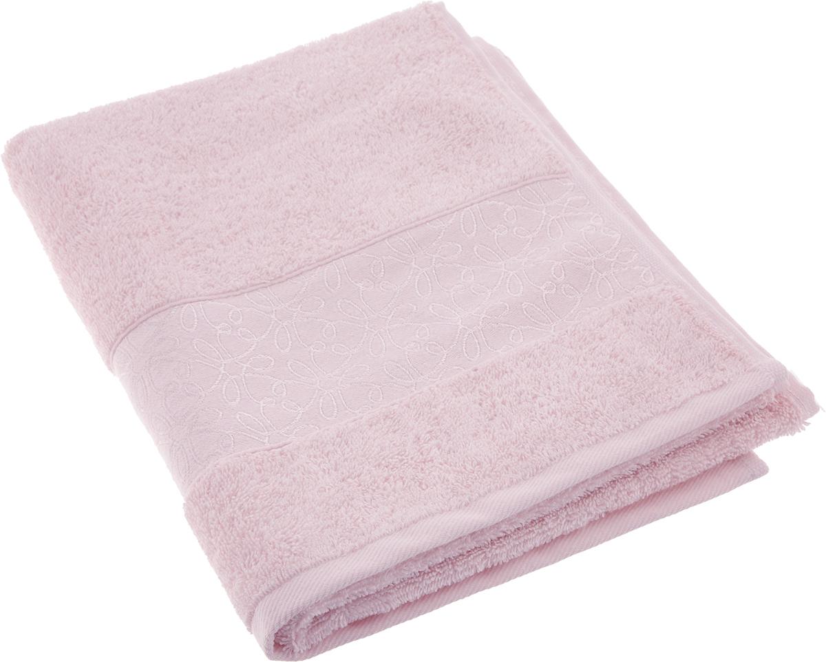 Полотенце махровое Issimo Home Perin, цвет: пудровый, 50 х 90 см00000005493Прекрасное полотенце Issimo Home Perin выполнено из натуральной махровой ткани (100%хлопок). Изделие отлично впитывает влагу, быстро сохнет и не теряет форму даже послемногократных стирок. Рекомендации по уходу: - режим стирки при 40°C, - допускается обычная химчистка, - отбеливание запрещено, - глажка при температуре подошвы утюга до 110°С, - барабанный отжим запрещен. Размер полотенца: 50 x 90 см.