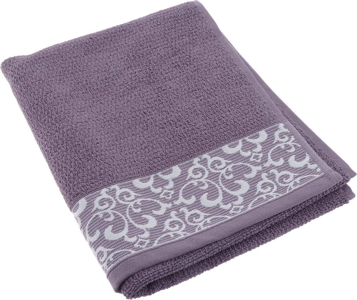 Полотенце махровое Issimo Home Verda, цвет: сливовый, 50 х 90 см00000005481Прекрасное полотенце Issimo Home Verda выполнено из натуральной махровой ткани (100% хлопок). Изделие отлично впитывает влагу, быстро сохнет и не теряет форму даже после многократных стирок.Рекомендации по уходу:- режим стирки при 40°C,- допускается обычная химчистка,- отбеливание запрещено,- глажка при температуре подошвы утюга до 110°С,- барабанный отжим запрещен.Размер полотенца: 50 x 90 см.