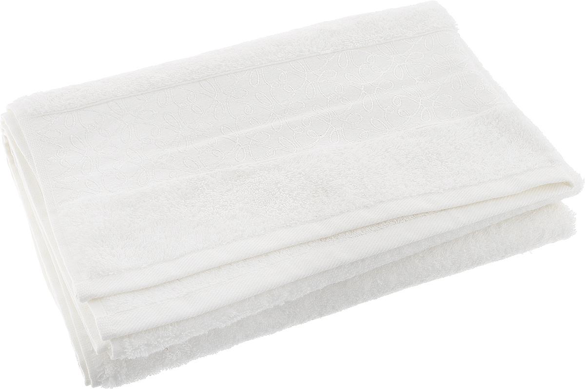Полотенце банное Issimo Home Perin, цвет: белый, 70 х 140 см00000005497Банное полотенце Issimo Home Perin выполнено из натуральной махровой ткани (100% хлопок). Изделие отлично впитывает влагу, быстро сохнет и не теряет форму даже после многократных стирок.Рекомендации по уходу:- режим стирки при 40°C,- допускается обычная химчистка,- отбеливание запрещено,- глажка при температуре подошвы утюга до 110°С,- барабанный отжим запрещен.Размер полотенца: 70 x 140 см.