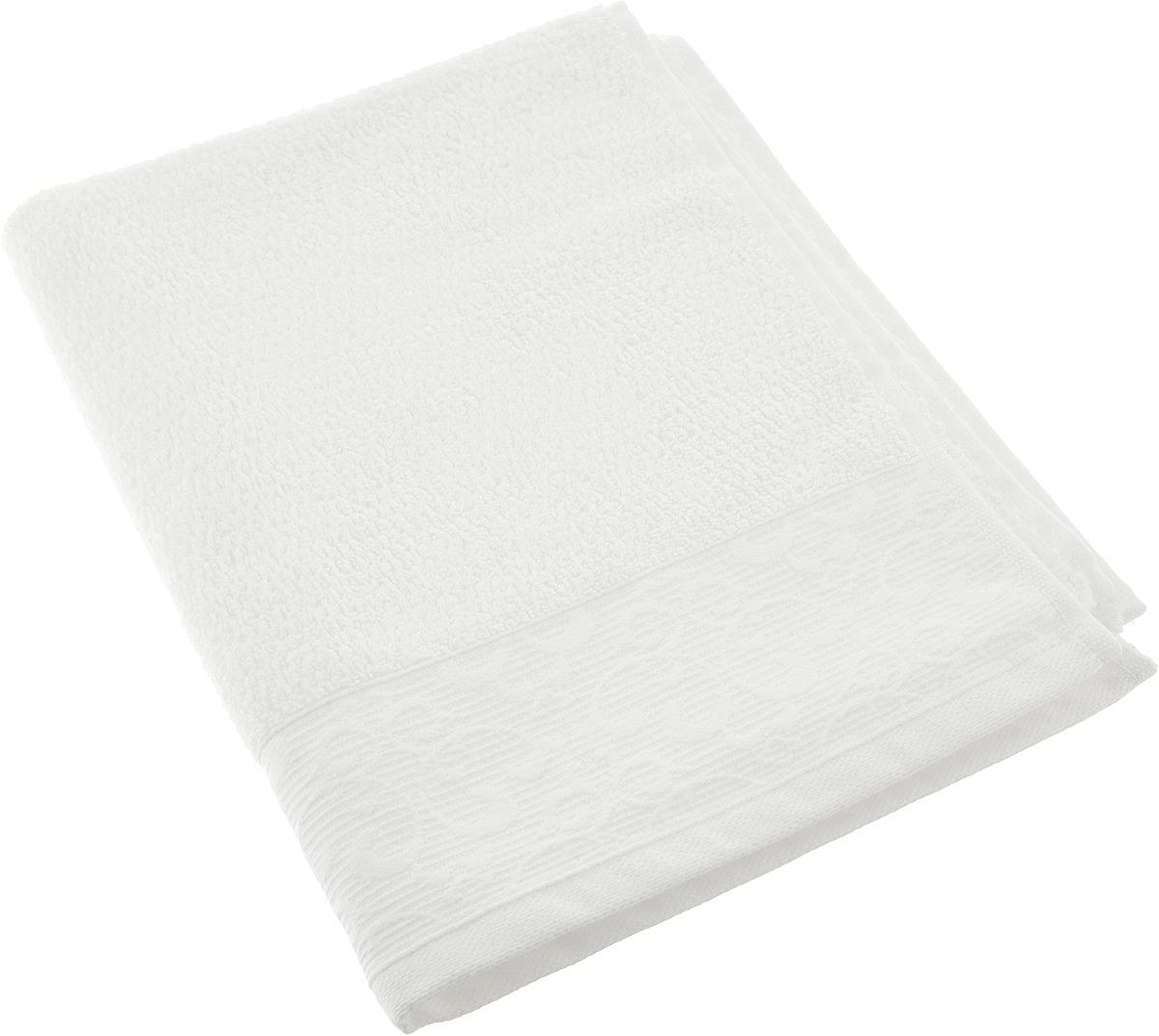Полотенце махровое Issimo Home Verda, цвет: молочный, 50 х 90 см00000005469Прекрасное полотенце Issimo Home Verda выполнено из натуральной махровой ткани (100% хлопок). Изделие отлично впитывает влагу, быстро сохнет и не теряет форму даже после многократных стирок.Рекомендации по уходу:- режим стирки при 40°C,- допускается обычная химчистка,- отбеливание запрещено,- глажка при температуре подошвы утюга до 110°С,- барабанный отжим запрещен.Размер полотенца: 50 x 90 см.
