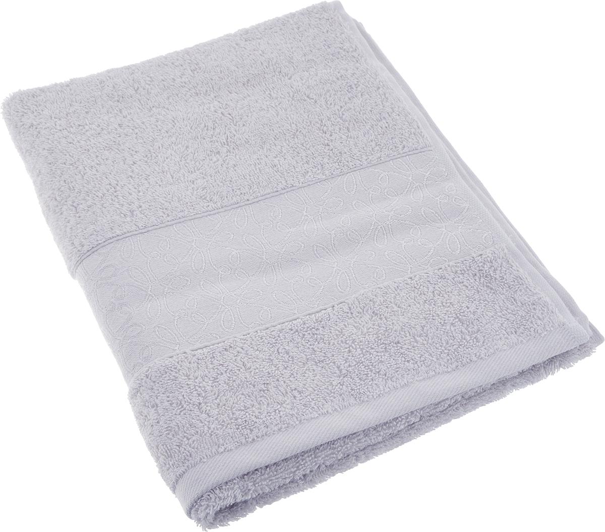 Полотенце махровое Issimo Home Perin, цвет: серый, 50 х 90 см00000005490Прекрасное полотенце Issimo Home Perin выполнено из натуральной махровой ткани (100%хлопок). Изделие отлично впитывает влагу, быстро сохнет и не теряет форму даже послемногократных стирок. Рекомендации по уходу: - режим стирки при 40°C, - допускается обычная химчистка, - отбеливание запрещено, - глажка при температуре подошвы утюга до 110°С, - барабанный отжим запрещен. Размер полотенца: 50 x 90 см.