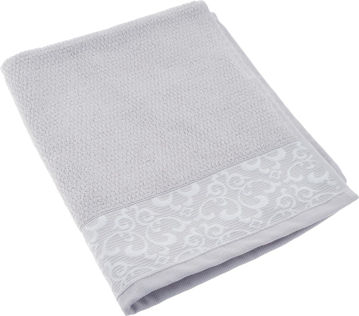 Полотенце махровое Issimo Home Verda, цвет: серый, 50 х 90 см00000005475Прекрасное полотенце Issimo Home Verda выполнено из натуральной махровой ткани (100% хлопок). Изделие отлично впитывает влагу, быстро сохнет и не теряет форму даже после многократных стирок.Рекомендации по уходу:- режим стирки при 40°C,- допускается обычная химчистка,- отбеливание запрещено,- глажка при температуре подошвы утюга до 110°С,- барабанный отжим запрещен.Размер полотенца: 50 x 90 см.