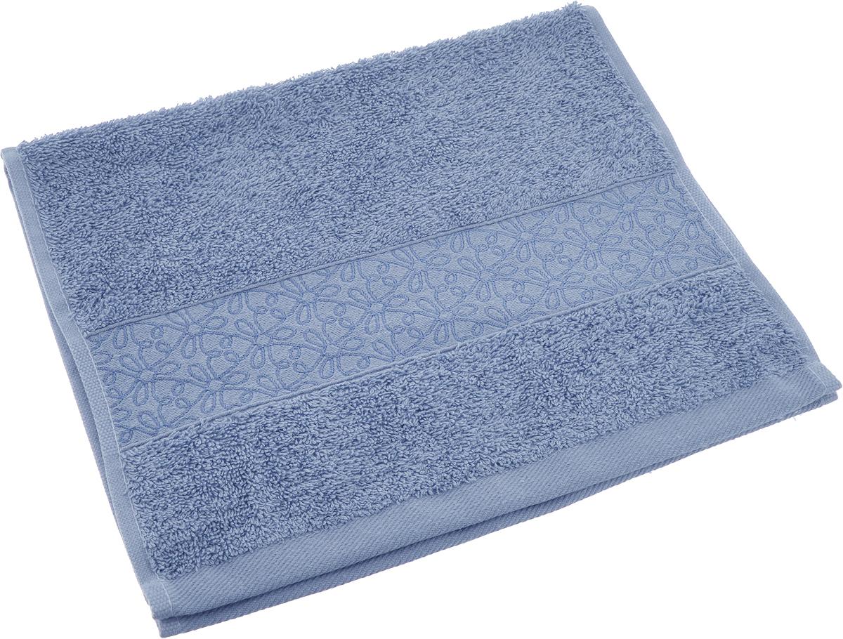 Полотенце махровое Issimo Home Perin, цвет: синий, 30 х 50 смdme283545Прекрасное полотенце Issimo Home Perin выполнено из натуральной махровой ткани (100%хлопок). Изделие отлично впитывает влагу, быстро сохнет и не теряет форму даже послемногократных стирок. Рекомендации по уходу: - режим стирки при 40°C, - допускается обычная химчистка, - отбеливание запрещено, - глажка при температуре подошвы утюга до 110°С, - барабанный отжим запрещен. Размер полотенца: 30 x 50 см.