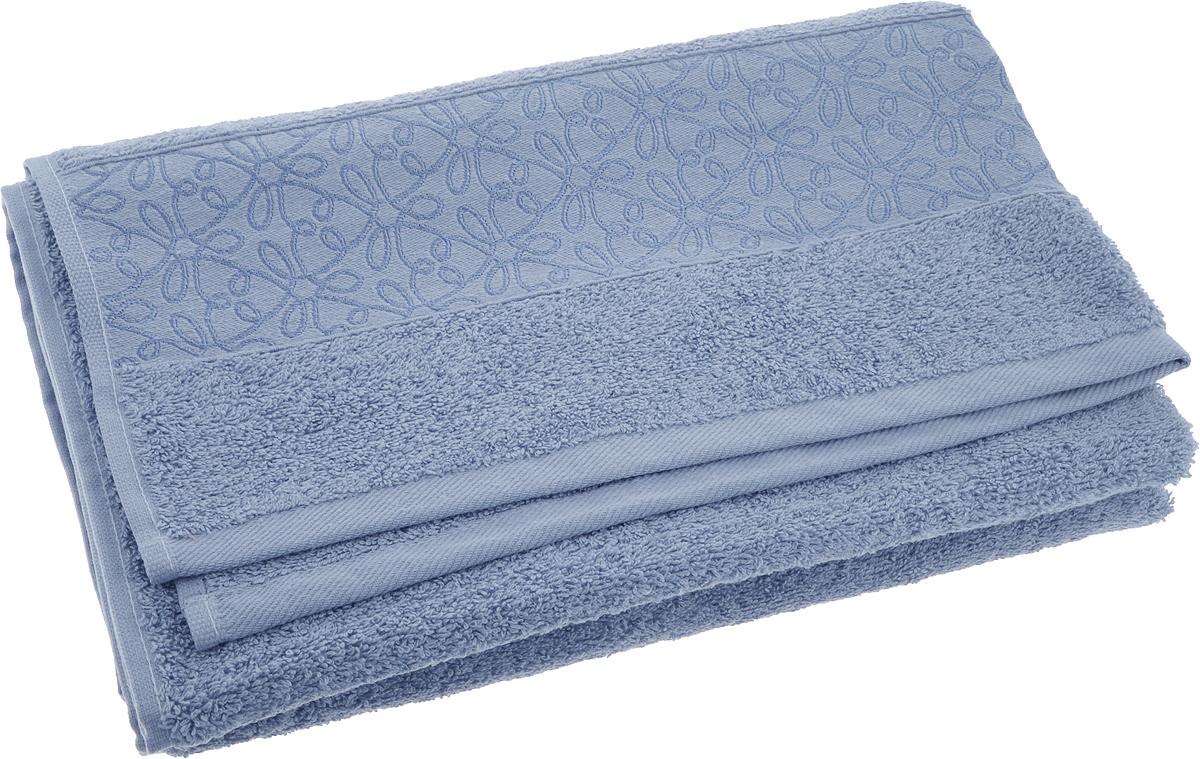 Полотенце банное Issimo Home Perin, цвет: синий, 70 х 140 см00000005500Банное полотенце Issimo Home Perin выполнено из натуральной махровой ткани (100% хлопок). Изделие отлично впитывает влагу, быстро сохнет и не теряет форму даже после многократных стирок.Рекомендации по уходу:- режим стирки при 40°C,- допускается обычная химчистка,- отбеливание запрещено,- глажка при температуре подошвы утюга до 110°С,- барабанный отжим запрещен.Размер полотенца: 70 x 140 см.