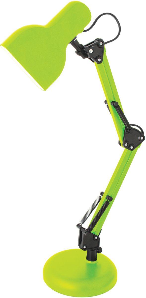 Светильник настольный светодиодный Camelion Loft, 5W, 230V, 4000К, цвет: зеленый. KD-815 C0512848Camelion KD-815 C05 зелёный LED (Свет-к настольн.,5 Вт,230В, 400 лм, 4000К)