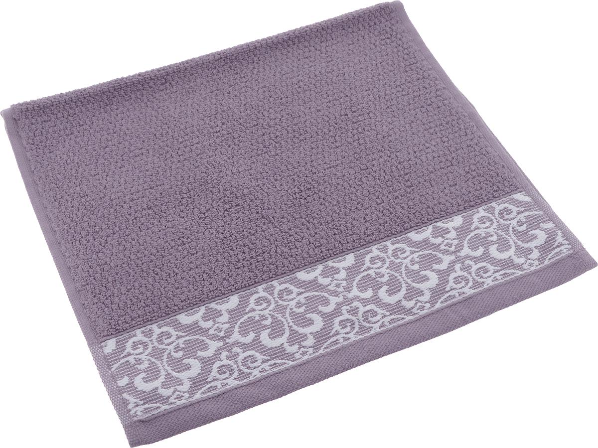 Полотенце махровое Issimo Home Verda, цвет: сливовый, 30 х 50 см89549Прекрасное полотенце Issimo Home Verda выполнено из натуральной махровой ткани (100%хлопок). Изделие отлично впитывает влагу, быстро сохнет и не теряет форму даже послемногократных стирок. Рекомендации по уходу: - режим стирки при 40°C, - допускается обычная химчистка, - отбеливание запрещено, - глажка при температуре подошвы утюга до 110°С, - барабанный отжим запрещен. Размер полотенца: 30 x 50 см.