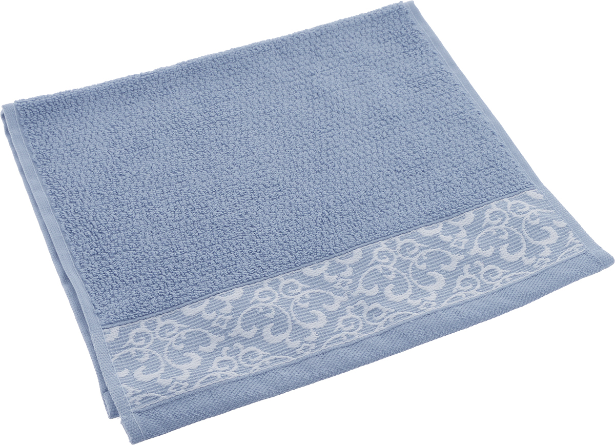 Полотенце махровое Issimo Home Verda, цвет: синий, 30 х 50 см00000005466Прекрасное полотенце Issimo Home Verda выполнено из натуральной махровой ткани (100% хлопок). Изделие отлично впитывает влагу, быстро сохнет и не теряет форму даже после многократных стирок.Рекомендации по уходу:- режим стирки при 40°C,- допускается обычная химчистка,- отбеливание запрещено,- глажка при температуре подошвы утюга до 110°С,- барабанный отжим запрещен.Размер полотенца: 30 x 50 см.