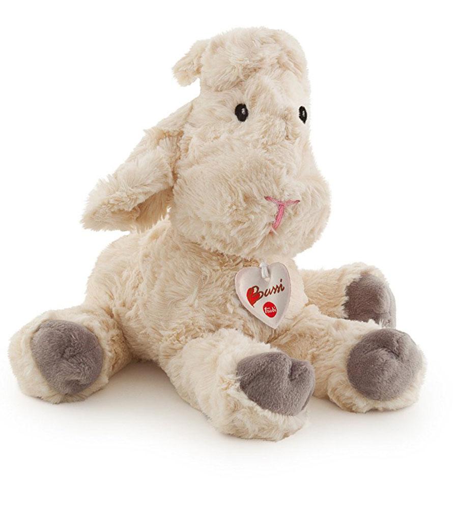 Trudi Мягкая игрушка Белая овечка 38 см - Мягкие игрушки