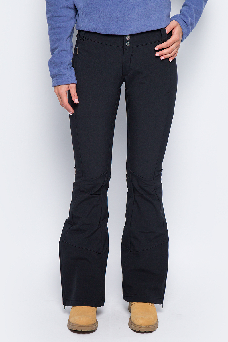 Брюки спортивные женские Columbia Roffe Ridge Pant W Ski, цвет: черный. 1761411-010. Размер 8 (48) 5pcs 3 wire polymer lithium ion battery 3 7v 3360140 4000mah can be customized wholesale ce fcc rohs msds quality certification