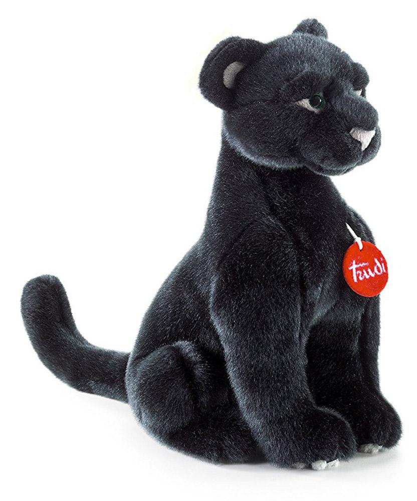 Trudi Мягкая игрушка Пантера Ирис 34 см мягкие игрушки trudi лайка маркус 34 см