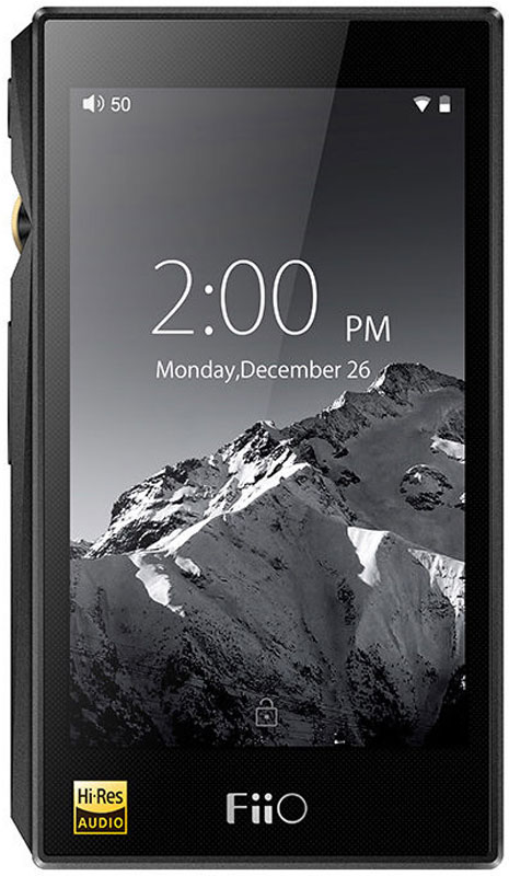 Fiio X5 III, Black Hi-Res плеер - MP3-плееры и диктофоны