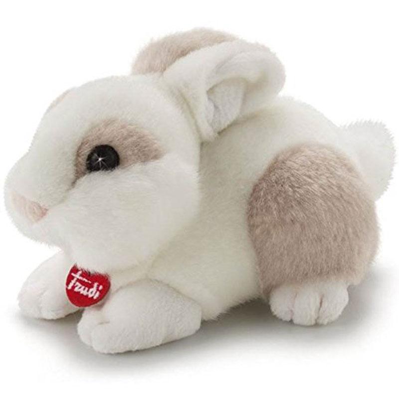 Trudi Мягкая игрушка Кролик делюкс 15 см