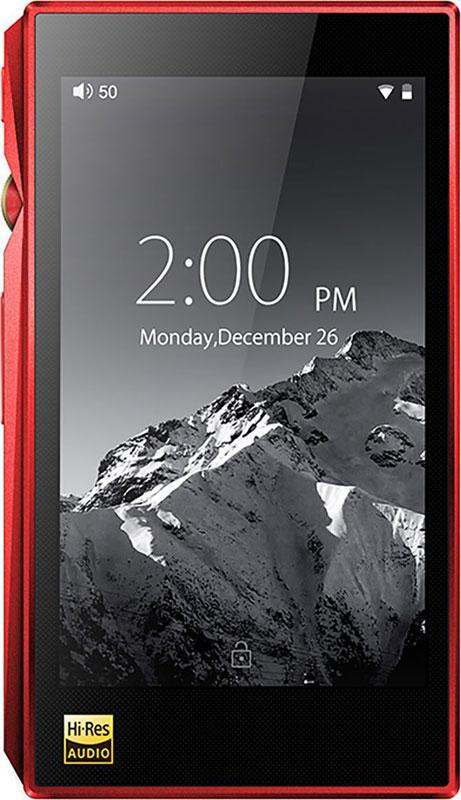 Fiio X5 III, Red Hi-Res плеер цена и фото
