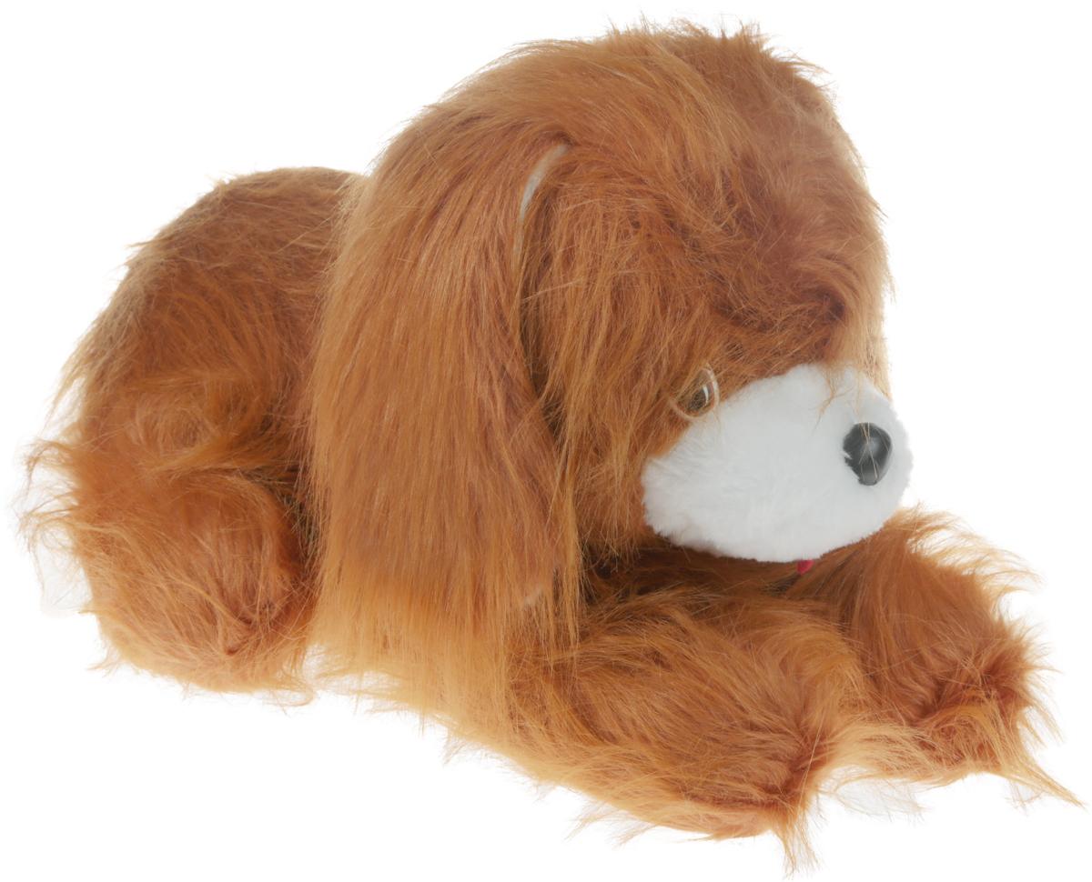 Радомир Мягкая игрушка Собака Келли цвет коричневый 64 см - Мягкие игрушки