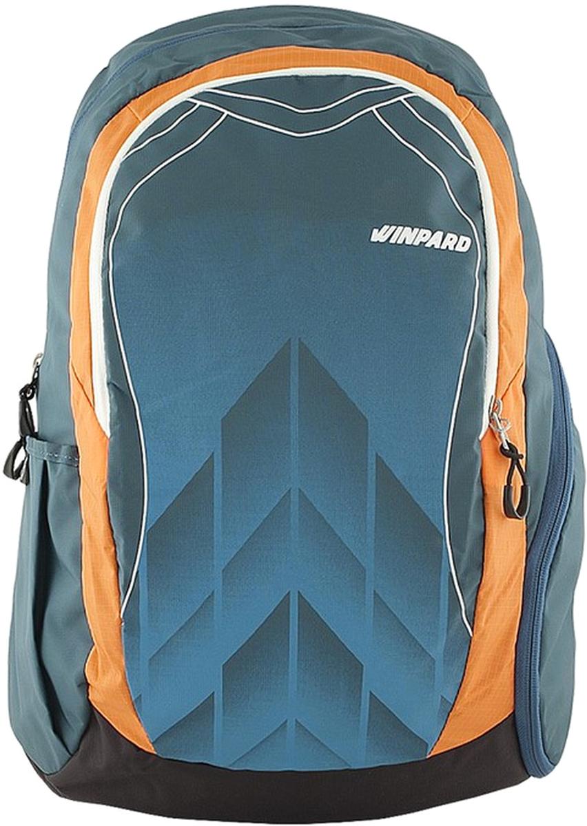 Рюкзак мужской Winpard, цвет: зеленый. 21281/green