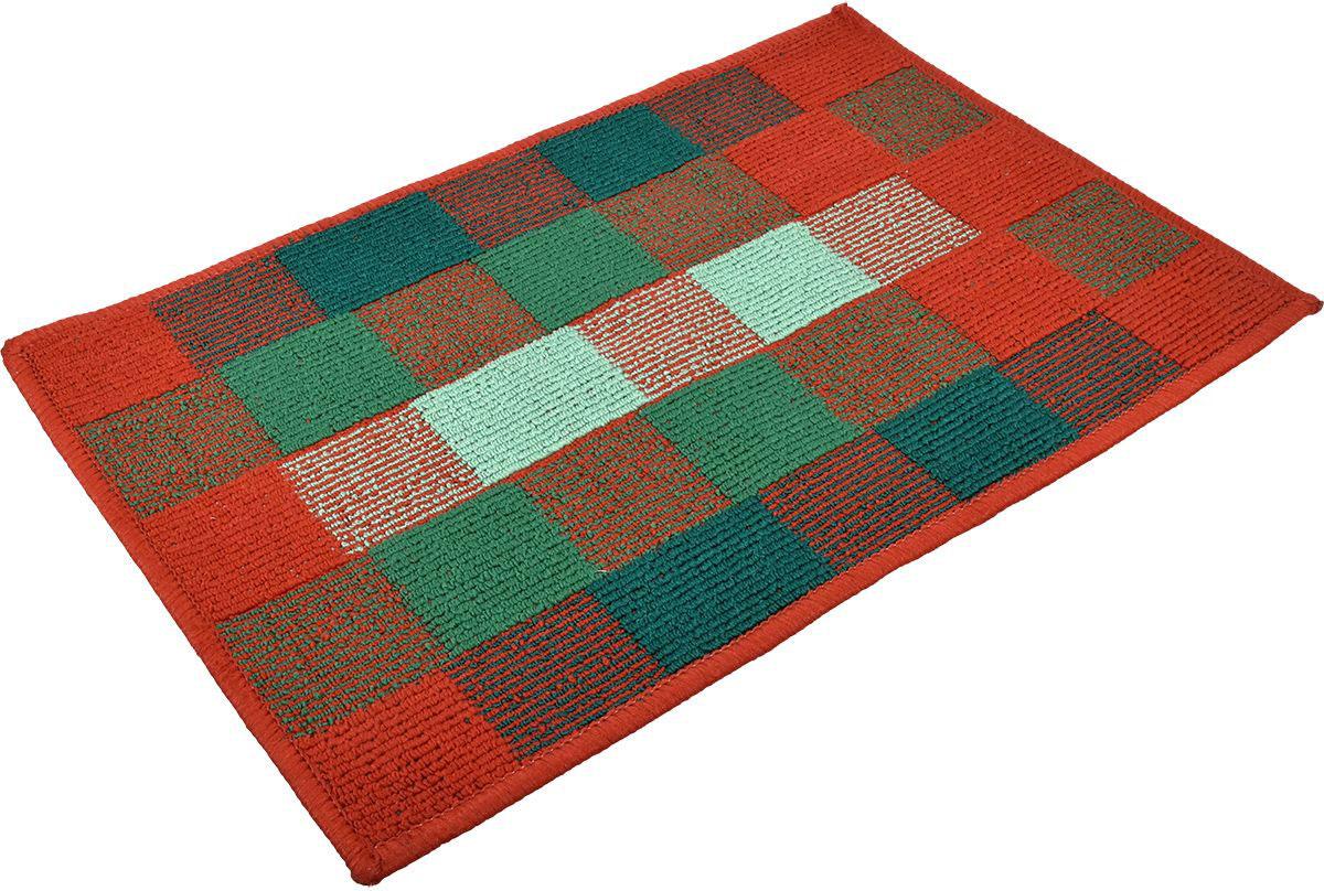 Коврик придверный Vortex Palermo, 50 х 80 см. 22454 коврик придверный vortex прогулка 50 х 80 см