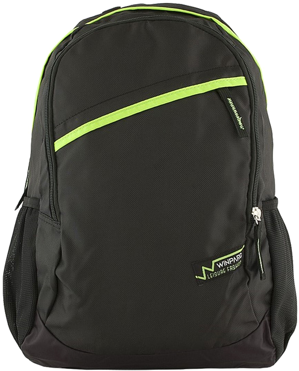 Рюкзак мужской Winpard, цвет: темно-зеленый. 1845/black-green