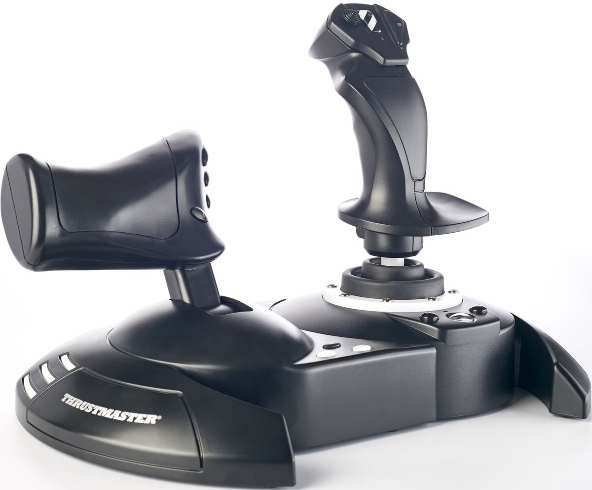 Thrustmaster T-Flight Hotas One джойстик для Xbox One/PC джойстик для компа