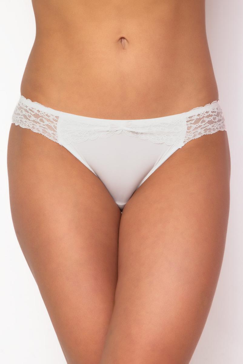 Купить Трусы-слипы женские Vis-A-Vis, цвет: белый. DS0813. Размер XS (42)