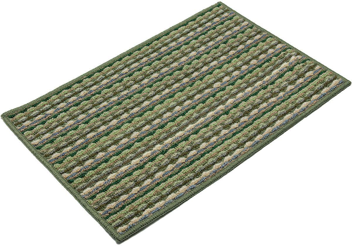 Коврик придверный Vortex Spark, 40 х 60 см. 2235322353Коврик Vortex - это надежный придверный коврик, который подойдет для использования как внутри помещения, так и снаружи. Коврик подойдет для использования и в летний период под палящим солнцем, и в зимние морозы. Плотный ПВХ задерживает грязь, после чего изделие легко стряхнуть или промыть под водой. Прорезиненная основа предотвращает скольжение по гладкой поверхности, вы можете не переживать, что из-за неловкого движения коврик может уехать в сторону, а вы потеряете равновесие. Ворс - 100% полиэстер.