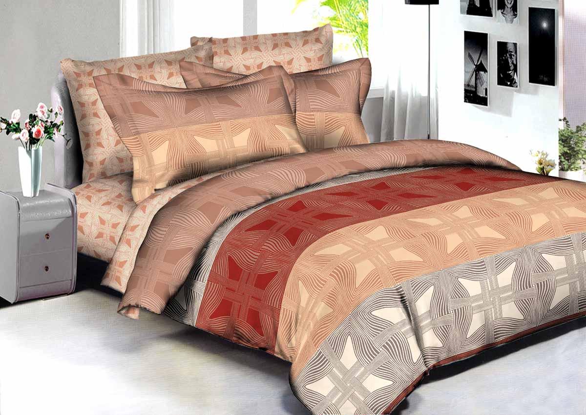 Комплект белья Amore Mio Buenas Noches Tartu, 2-спальный, наволочки 70x70. 86589
