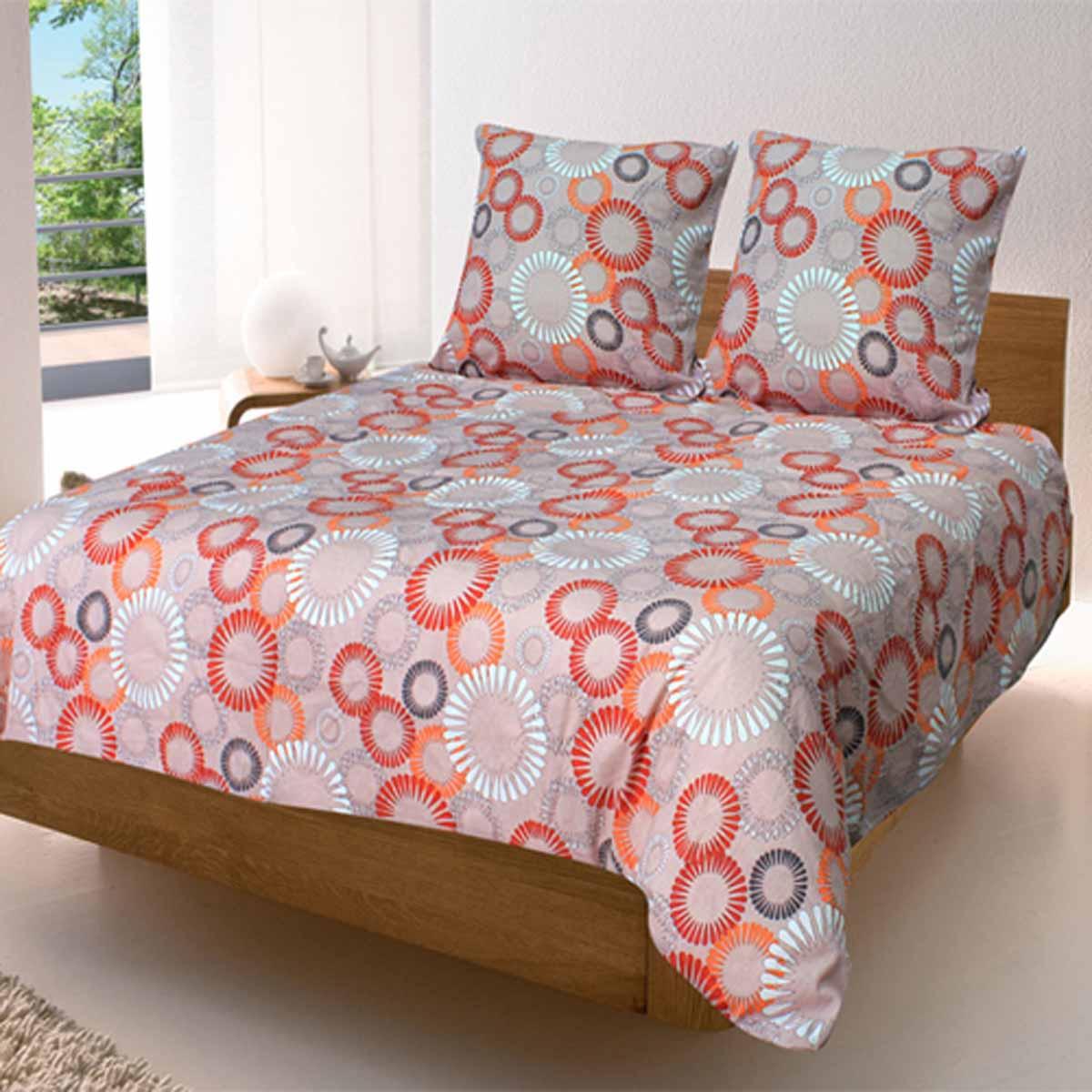 Комплект белья Amore Mio Twist 2, 1,5-спальный, наволочки 70x70. 8752987529Постельное белье из бязи практично и долговечно, а самое главное - это 100% хлопок! Материал великолепно отводит влагу, отлично пропускает воздух, не капризен в уходе, легко стирается и гладится. Новая коллекция Naturel 3-D дизайнов позволит выбрать постельное белье на любой вкус!
