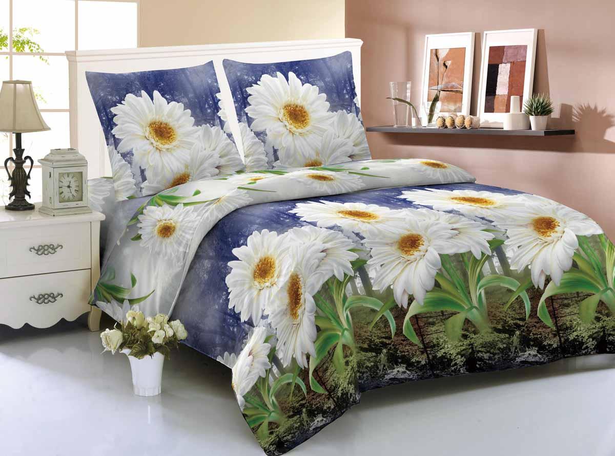 Комплект белья Amore Mio Tolanaro, 1,5-спальный, наволочки 70x70, цвет: белый, голубой, зеленый88351Amore Mio - Комфорт и Уют - Каждый день! Amore Mio предлагает оценить соотношение цены и качества коллекции. Разнообразие ярких и современных дизайнов прослужат не один год и всегда будут радовать Вас и Ваших близких сочностью красок и красивым рисунком. Мако-сатин - свежее решение, для уюта на даче или дома, созданное с любовью для вашего комфорта и отличного настроения! Нано-инновации позволили открыть новую ткань, полученную, в результате высокотехнологического процесса, сочетает в себе широкий спектр отличных потребительских характеристик и невысокой стоимости. Легкая, плотная, мягкая ткань, приятна и практична с эффектом персиковой кожуры. Отлично стирается, гладится, быстро сохнет. Дисперсное крашение, великолепно передает качество рисунков.