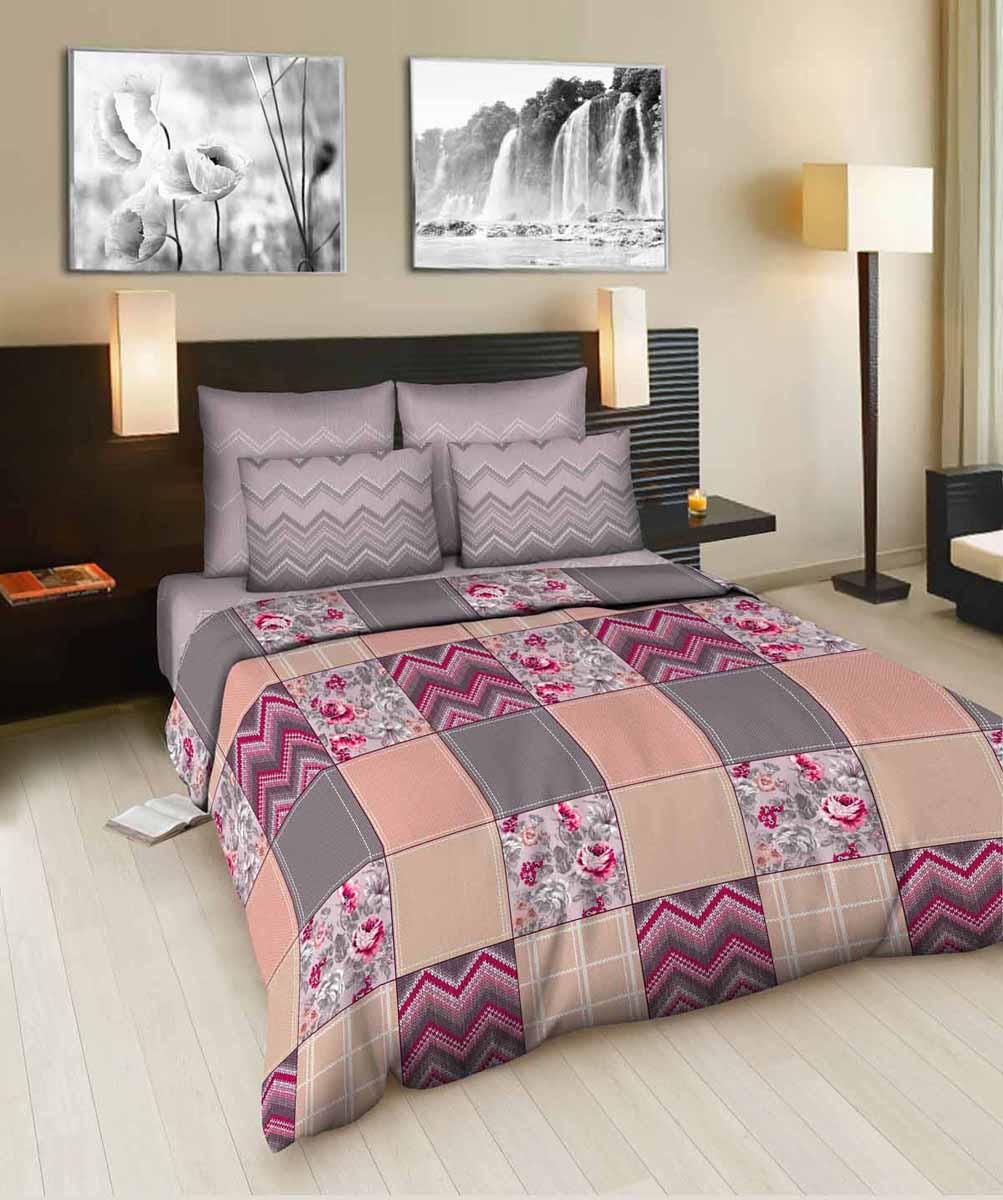 Комплект белья Amore Mio Dady Pi, 1,5-спальный, наволочки 70x70. 8752087520Постельное белье из бязи практично и долговечно, а самое главное - это 100% хлопок! Материал великолепно отводит влагу, отлично пропускает воздух, не капризен в уходе, легко стирается и гладится. Новая коллекция Naturel 3-D дизайнов позволит выбрать постельное белье на любой вкус!