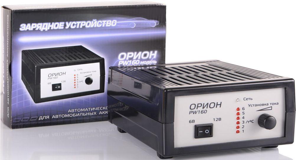 Зарядное устройство Орион PW 160, импульсное импульсное зарядное устройство для аккумулятора