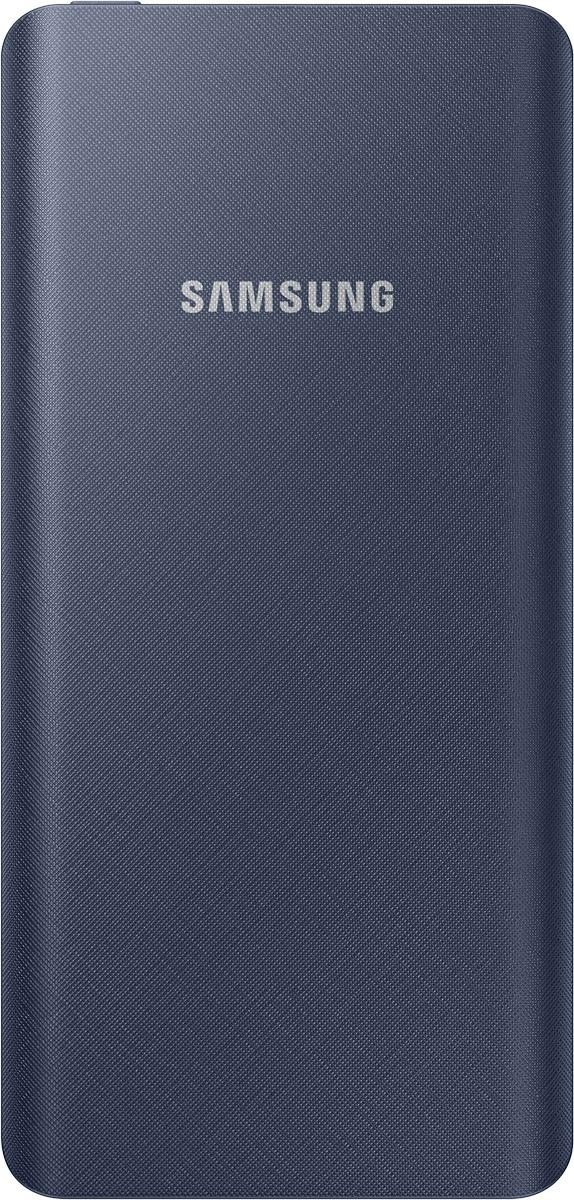 Samsung EB-P3000, Dark Blue внешний аккумулятор (10000 мАч)SAM-EB-P3000BNRGRUПортативное зарядное устройство Samsung EB-P3000 поможет увеличить время автономной работы смартфона или планшета. Компактные размеры позволяют брать его с собой в любые поездки. Прибор создан на основе современной литий-ионной батареи, которая сохраняет стабильную емкость после множества перезарядок. В аккумуляторе предусмотрена защита от перегрева, перегрузки и коротких замыканий. Также он оснащен LED-индикатором, сообщающим о количестве заряда.