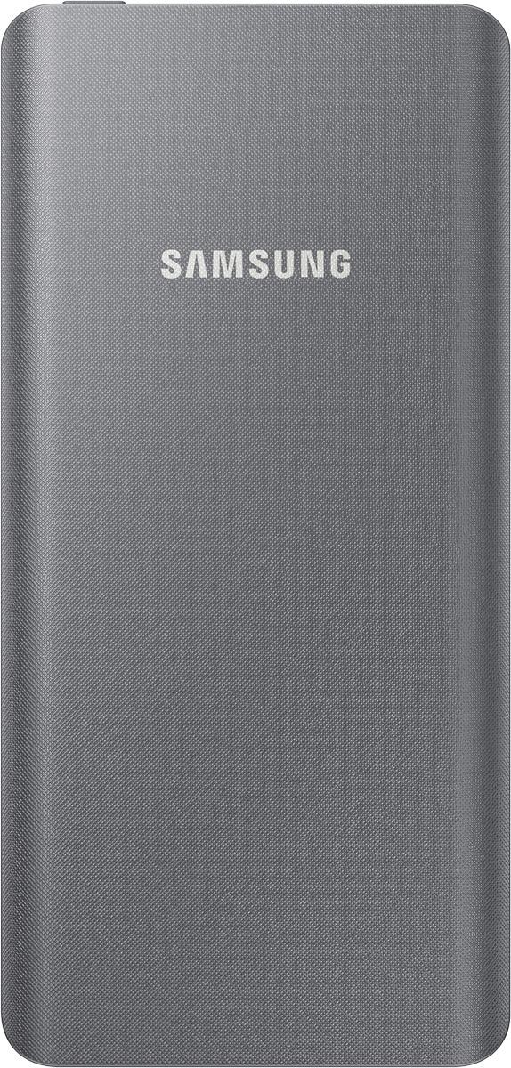 Samsung EB-P3000, Grey внешний аккумулятор (10000 мАч)SAM-EB-P3000BSRGRUПортативное зарядное устройство Samsung EB-P3000 поможет увеличить время автономной работы смартфона или планшета. Компактные размеры позволяют брать его с собой в любые поездки. Прибор создан на основе современной литий-ионной батареи, которая сохраняет стабильную емкость после множества перезарядок. В аккумуляторе предусмотрена защита от перегрева, перегрузки и коротких замыканий. Также он оснащен LED-индикатором, сообщающим о количестве заряда.