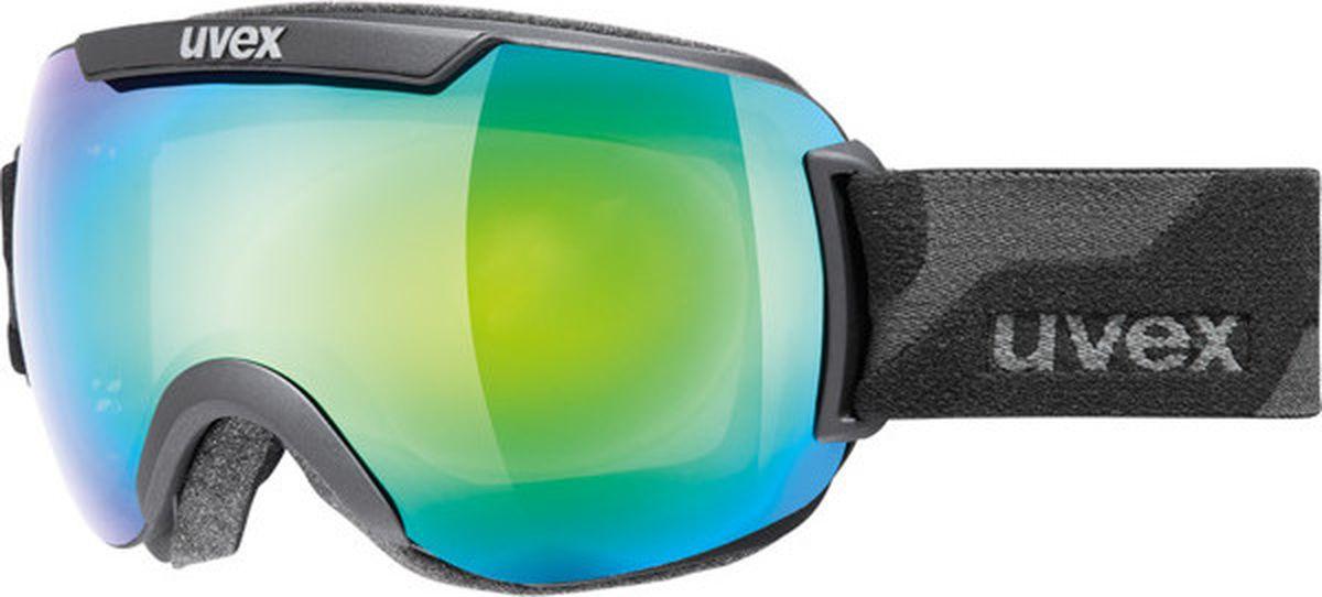 Маска горнолыжная Uvex Downhill 2000 FM Ski Mask, цвет: черный матовый115Горнолыжная маска от Uvex для катания в солнечную погоду.МАКСИМАЛЬНЫЙ ОБЗОРБлагодаря большой линзе и конструкции без оправы у маски превосходный обзор.КОМФОРТВ модели использован комфортный пенный уплотнитель.ЗАЩИТА ОТ ЗАПОТЕВАНИЯПокрытие Supravision не позволит линзе запотеть.ЗАЩИТА ОТ УЛЬТРАФИОЛЕТАЛинза c зеркальным покрытием и технологией 100% UVA- UVB- UVC-PROTECTION обеспечивает защиту от всех видов ультрафиолетового излучения.