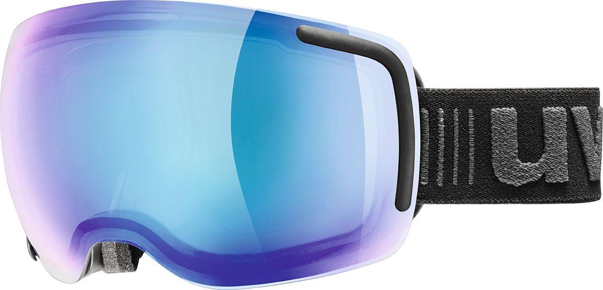 Маска горнолыжная Uvex Big 40 VFM Ski Mask, цвет: черный матовый440Горнолыжная маска от Uvex, созданная специально для фрирайда. Маску можно использовать в любую погоду.МАКСИМАЛЬНЫЙ ОБЗОРЛинза высотой 40 мм и конструкция без оправы обеспечивают оптимальный обзор.КОМФОРТСнег не налипает, а соскальзывает с линзы. Также в модели использован комфортный пенный уплотнитель.НАСТРОЙКА ЦВЕТАЛинза VARIOMATIC автоматически меняет трансмиссию в зависимости от яркости освещения.ЗАЩИТА ОТ ЗАПОТЕВАНИЯПокрытие Supravision не позволит линзе запотеть.