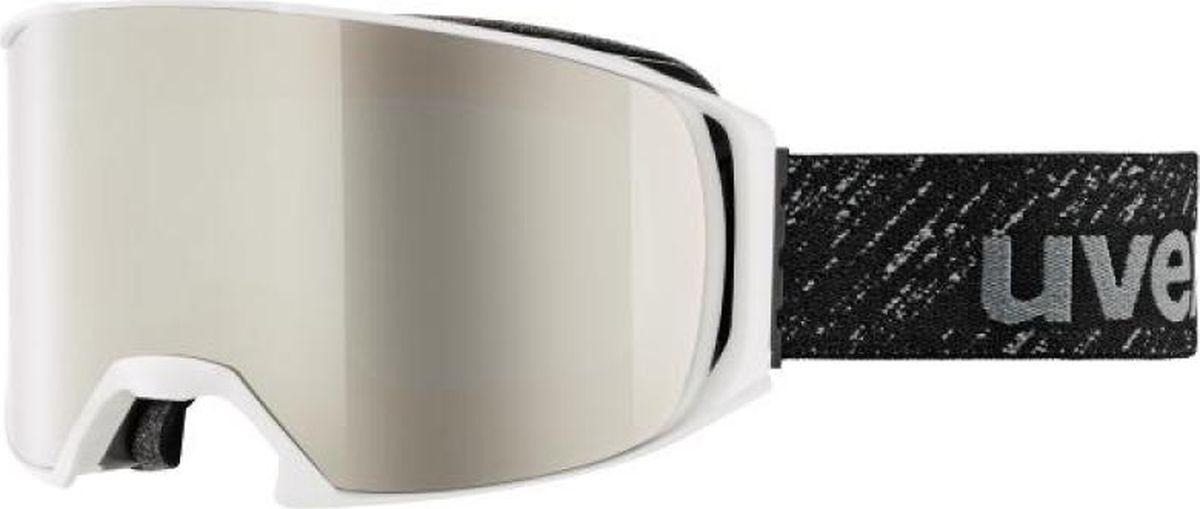 Маска горнолыжная Uvex Uvex.craxx OTG FM Ski Mask, цвет: белый матовый1629Маска для катания в облачную погоду или при искусственном освещении. КОНТРАСТ И ЧЕТКОСТЬ ИЗОБРАЖЕНИЯДвойная цилиндрическая линза делает картинку более контрастной и четкой, а также обеспечивает хороший обзор.ЗАЩИТА ОТ ЗАПОТЕВАНИЯСпециальное покрытие и система вентиляция препятствуют запотеванию.ЗАЩИТА ОТ УЛЬТРАФИОЛЕТАМаска защищает от вредного UV-излучения.