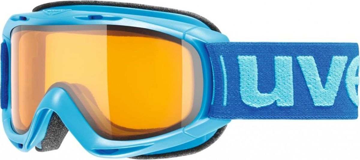 Маска горнолыжная Uvex Slider Kids Goggles цвет: голубой24Детская горнолыжная маска с двойными поликарбонатными линзами подойдет для катания в туманную или облачную погоду, а также при искусственном освещении. ЗАЩИТА ОТ ЗАПОТЕВАНИЯПокрытие Supravision защищает от запотевания.ЗАЩИТА ОТ УЛЬТРАФИОЛЕТА100 % защита UVA, -B, -C.Защита от УФ ДаЦвет основной линзы ОранжевыйПоляризация НетВентиляция ДаПокрытие анти-фог ДаСовместимость со шлемом ДаСменная линза НетМатериал линзы ПоликарбонатМатериал оправы ПолиуретанКонструкция линзы ДвойнаяФорма линзы ЦилиндрическаяВозможность замены линзы Да