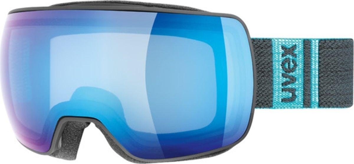 Маска горнолыжная Uvex compact FM Ski Mask, цвет: черный матовый130Горнолыжная маска от Uvex для катания в солнечную погоду.МАКСИМАЛЬНЫЙ ОБЗОРБлагодаря большой линзе и конструкции без оправы у маски превосходный обзор.КОМФОРТВ модели использован комфортный пенный уплотнитель.ЗАЩИТА ОТ ЗАПОТЕВАНИЯПокрытие Supravision не позволит линзе запотеть.ЗАЩИТА ОТ УЛЬТРАФИОЛЕТАЛинза c зеркальным покрытием и технологией 100% UVA- UVB- UVC-PROTECTION обеспечивает защиту от всех видов ультрафиолетового излучения.