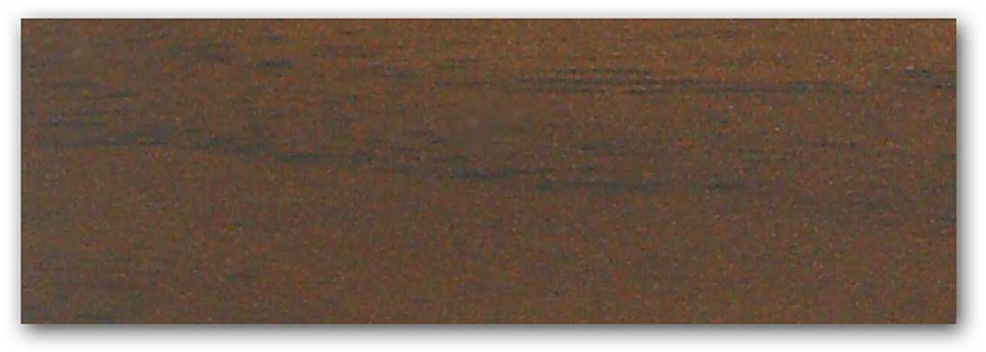 Клейкая лента кромочная Element, цвет: орех темный, 19 мм х 5 м5756039Выполняет защитно-декоративную функцию, облагораживая не облицованную кромку мебельных деталей, также защищая её от механических повреждений.