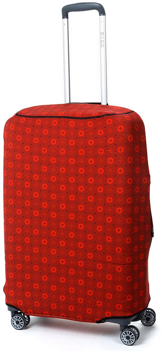 Чехол для чемодана Mettle Scarlet, размер M (высота чемодана: 65-75 см)NP-00000105Модный универсальный чехол METTLE подходит для чемоданов ручной клади размера S (высота: 65-75 см, ширина: 40-46 см, глубина: 25-32 см). Он выполнен из эластичной ткани со специальной UF-водоотталкивающей пропиткой, которая лучше защитит ваш чемодан от грязи и солнечных лучей.